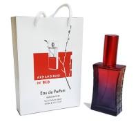 Armand Basi In Red в подарочной упаковке