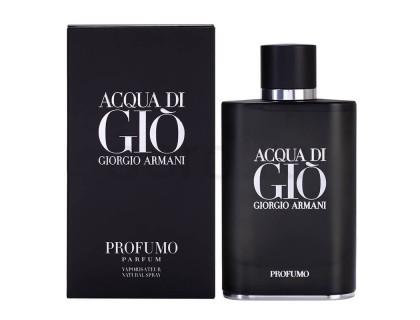 Giorgio Armani Armani Acqua di gio pour homme black