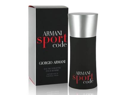 Giorgio Armani Code Sport (Джорджио Армани Код Спорт)