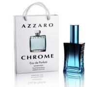 Azzaro Chrome в подарочной упаковке