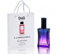 Dolce & Gabbana 3 L'Imperatrice в подарочной упаковке