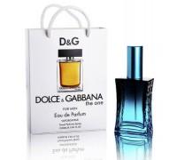 Dolce & Gabbana The One  в подарочной упаковке