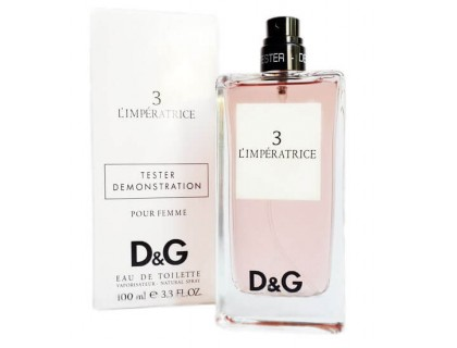Dolce & Gabbana 3 L'Imperatrice (Дольче и Габанна Императрица 3)