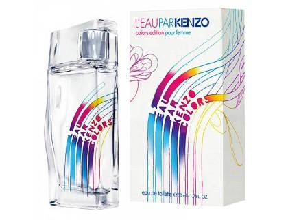Kenzo L`Eau Par Kenzo Colors Pour Femme