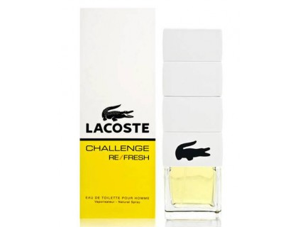 Lacoste Challenge Re/Fresh