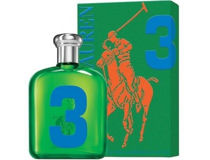 Ralph Lauren Big Pony 3 Green