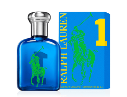 Ralph Lauren Big Pony 1 Blue