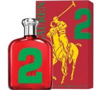 Ralph Lauren Big Pony 2 Red